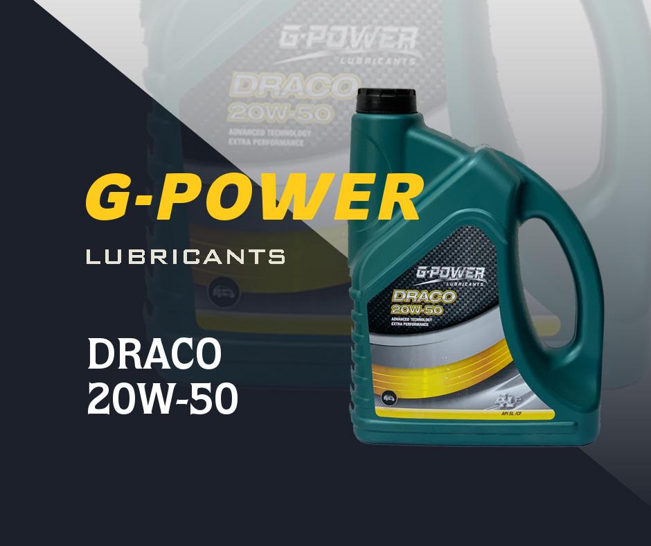 الإعلان عن توفر كمية من زيت المحركات G-POWER للبيع