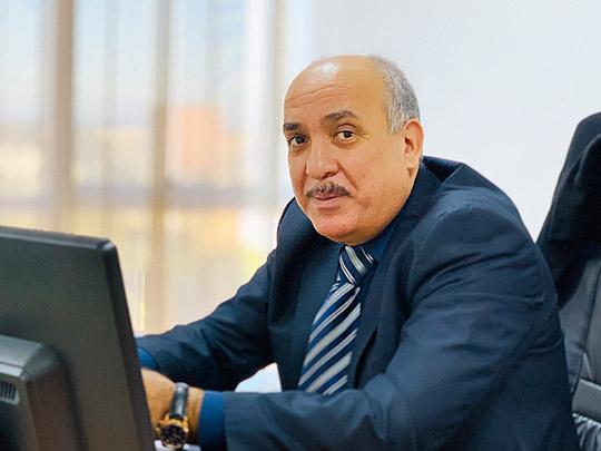 مدير إدارة الشؤون الفنية بشركة الشرارة الذهبية للخدمات النفطية