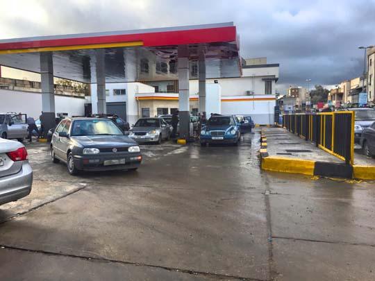 صورة أولي - افتتاح محطة الوقود رقم 55 بمنطقة راس حسن
