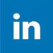 تابع حساب الشركة على موقع linkedin